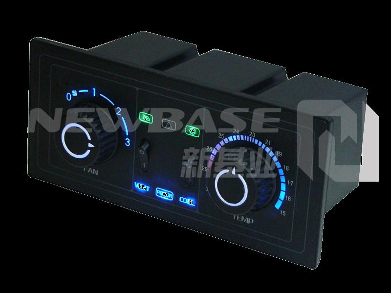 CK200208 Bus AC Controller, CK200208 manual climate control