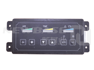DC power bus Controller
