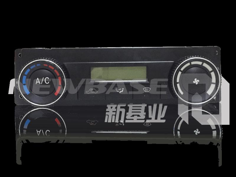 Semi-automatic Controller for vehicle, vehicular semi auto
